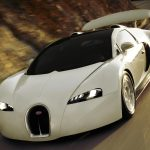 Good-looking Bugatti Veyron the most handsome HD wallpaper