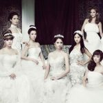 Korean Girls' Generation Wedding Wallpapers
