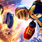 Sonic riders zero gravity hd wallpaper