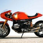 BMW Ninety Concept Motorcycle desktop background