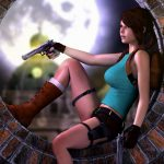 Tomb Raider, Laura Croft, girl, game wallpaper