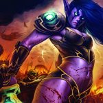 3d HD World of Warcraft Wallpaper