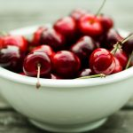 Delicious cherry desktop background