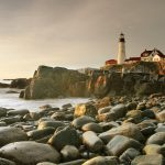Portland Head Lighthouse, South Portland, Maine desktop background