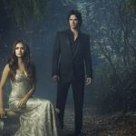 Vampire Diaries, Chairs, Forests, Stone Statues, Beautiful Italian Wallpapers