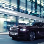 2015 Rolls Royce ghost HD car wallpaper