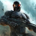 Crysis 2 Super Clear Wallpaper