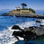 Battery Point Lighthouse, Crescent City, California hd wallpaper