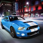 2014 Ford Mustang gt500 Wallpaper HD Download