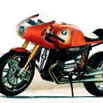 BMW Ninety Concept Motorcycle wallpaper