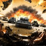 Cool Tank World HD Wallpaper