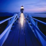 Marshall Point Light, Port Clyde, Maine wallpaper