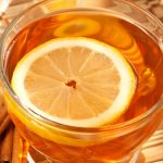Delicious lemon tea hd wallpaper