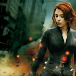 Avengers 2: Ultron Era, Scarlett Johansson, Avengers Beauty Wallpaper