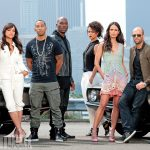 Speed and passion 7, Diesel, Jushi Johnson, actor, theme movie wallpaper