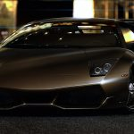 Luxury atmosphere of Lamborghini HD wallpaper