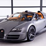 Bugatti Veyron is the most handsome wallpaper