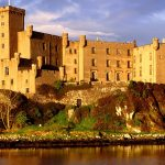 Dunvegan Castle, Isle of Skye, Scotland wallpaper