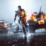 Battlefield 4 official HD wallpaper