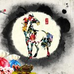 Chinese style New Year HD wallpaper