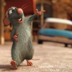 Ratatouille on the street desktop wallpaper