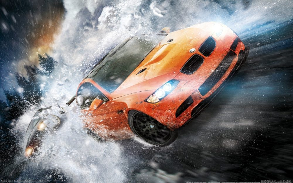 Need for Speed 16 HD Wallpaper