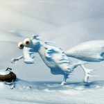 Frozen Ice Age Protein wallpaper