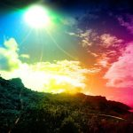 Multicolored sky hd wallpaper