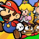 Super Mario Mario Game HD Wallpaper