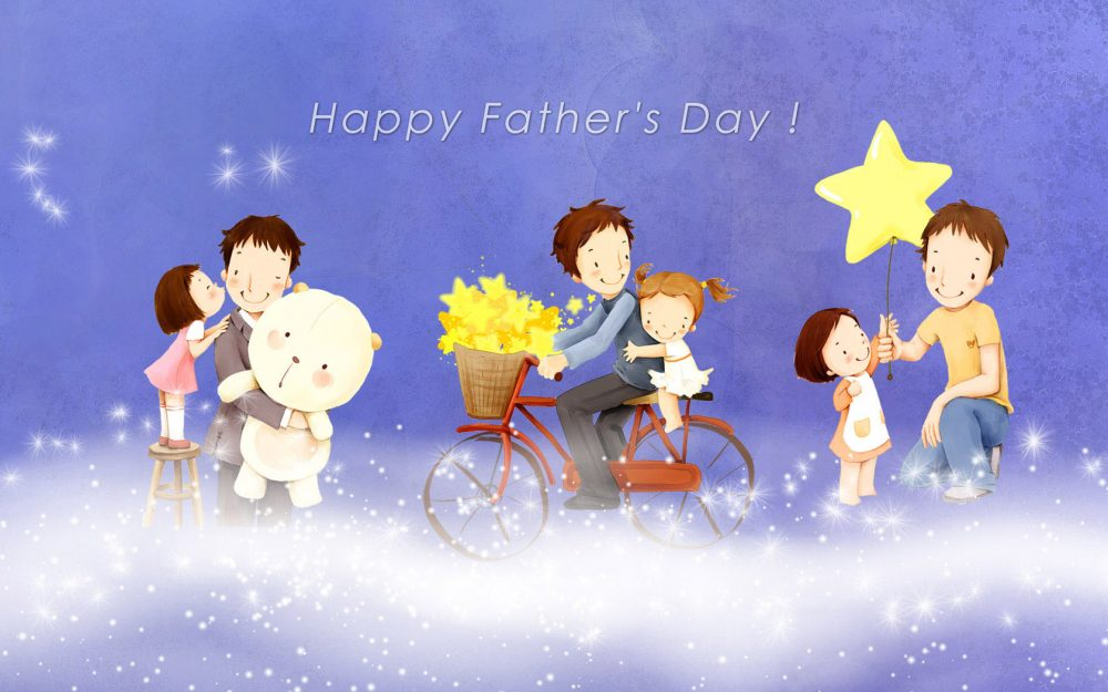 Happy Father's Day wallpaper