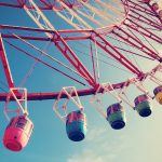 HD Ferris wheel beautiful picture wallpaper