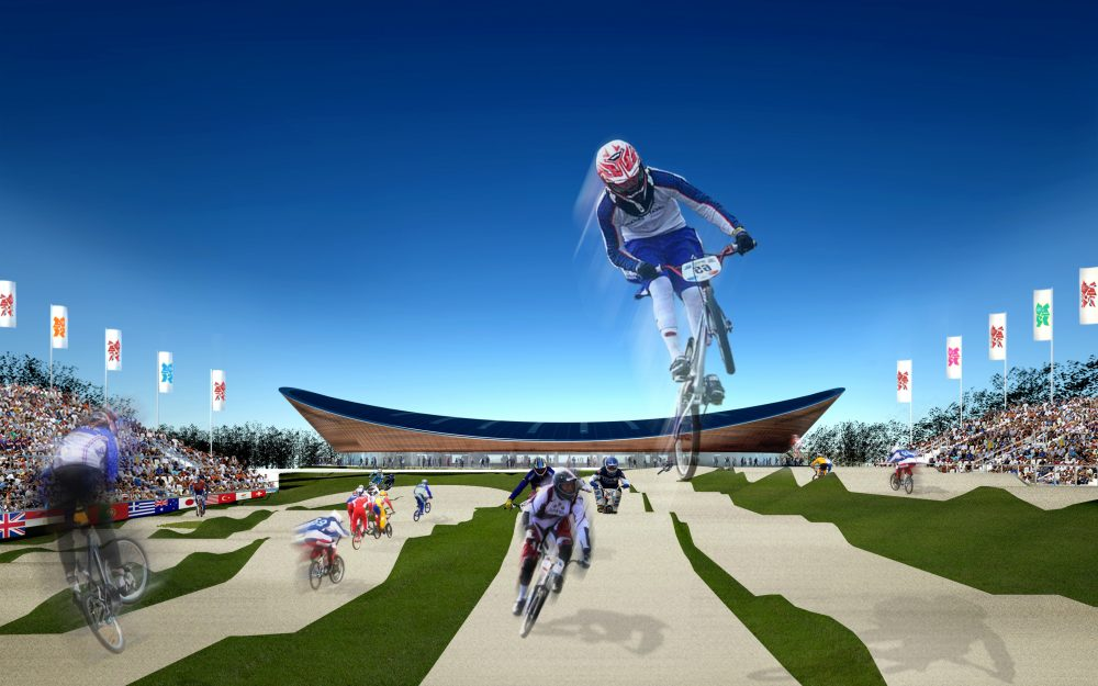 Cyclists 2012 Summer Olympics