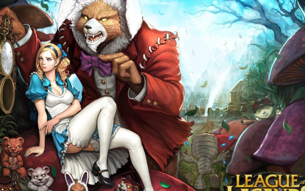 League of Legends, Beauty, Bear, League of Legends game