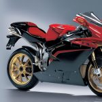 Agusta F4 motorcycle wallpaper