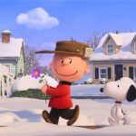 Snoopy, beagle, cute movie animated wallpaper