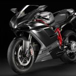 Ducati 848EVO motorcycle wallpaper