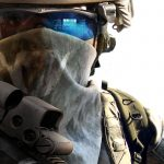Soldier in mask hd wallpaper