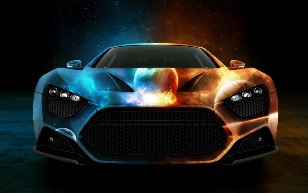 Cool sports car HD wallpaper download
