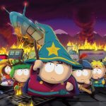 South Park, the persistence of truth, the game stick, beautiful game graphics, characters, desktop wallpaper