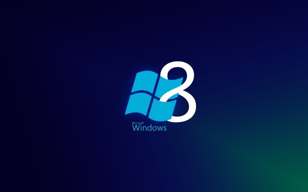 Windows8 comes with HD wallpaper