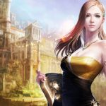 Cabal 2, games, girl's face, sexy beauty game characters, wallpaper