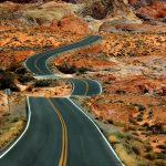Winding Dorega in Arizona
