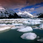 Portage Glacier Recreation Area, Anchorage, Alaska desktop wallpaper