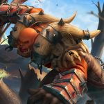 wow, garrosh hellscream, warcraft, hots, world of warcraft