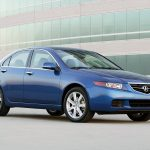 style, blue, cars, acura, side view, 2003, buildings, tsx desktop background