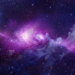 Color in space wallpaper