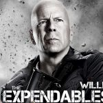 Bruce Willis, Expendables 2 desktop wallpaper