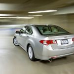 acura, tsx, style, cars, rear view, 2008, silver metallic desktop wallpaper