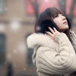 Winter snow hd wallpaper