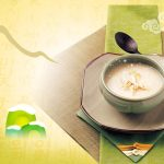 Cup, spoon, coffee